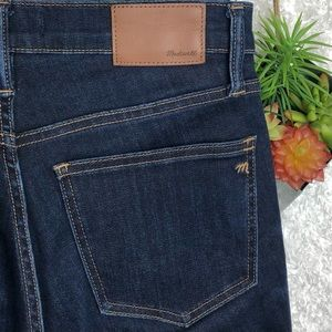 "Madewell Petite 9"" Mid-Rise Skinny Jeans 26P"